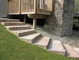 oxford step stones natural looking outdoor steps perfect for