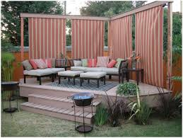 Patio Design Ideas For Small Backyards by Backyards Small Backyard Deck Small Deck And Patio Ideas Small