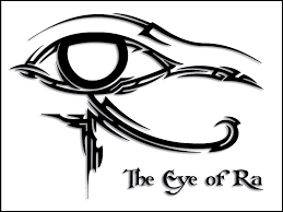 tribal eye of ra by taranthor on deviantart