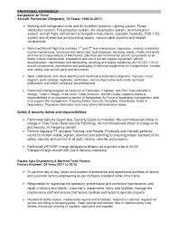 Sound Engineer Resume Sample by Maintenance Engineer Resume Pdf 1149