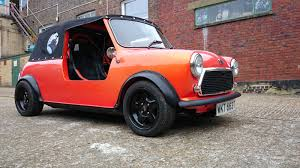 mini cooper modified modified 1979 classic mini convertible auto restorationice