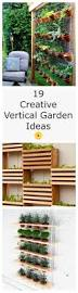 Hanging A Flag Vertically 26 Creative Ways To Plant A Vertical Garden Blank Walls High