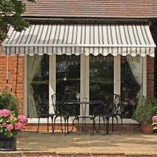 Outdoor Patio Awnings Patio Awnings Foter