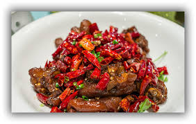 cuisine spicy features spice and hunan cuisine
