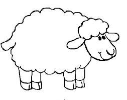 goat mask coloring page coloring pages sheep and the shepherd coloring pages sheep and the