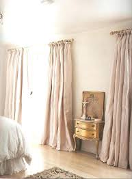 White Faux Silk Curtains White Silk Curtains Feminine Dusky Pink Silk Curtains So Dreamy