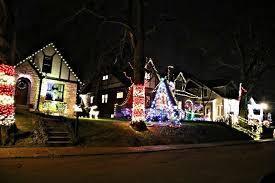 houses with christmas lights near me this neighborhood has nashville s best christmas lights