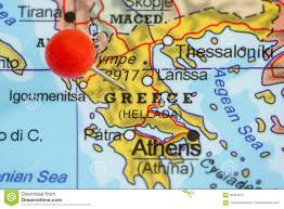 Map Of Athens Greece by Pin Map Greece Stock Photos Images U0026 Pictures 40 Images