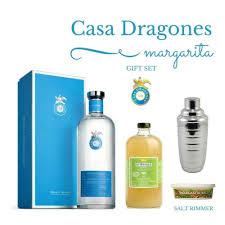 margarita gift set casa dragones margarita gift set send online with free shipping