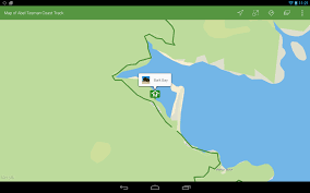 Where Is New Zealand On The Map New Zealand U0027s Great Walks Android Apps On Google Play