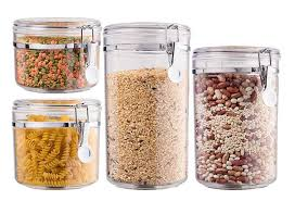 clear plastic kitchen canisters top 10 best food storage containers 2017