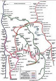 Mumbai Map Mumbai Local Train Time Table And Local Train Route And Map