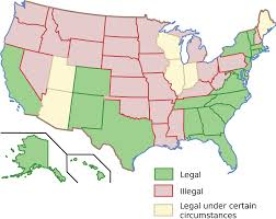 The Map Of Us File Map Of Usa With Legality Svg Wikipedia
