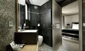 tile black and white marble tile bathroom artistic color decor