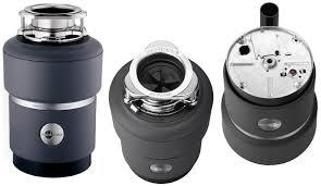 Install Best Quiet InUnder Sink Garbage Disposal Sink Grinders - Kitchen sink waste disposal units