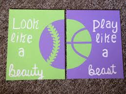 softball bedroom ideas cool softball canvax basketball tips and training pinterest