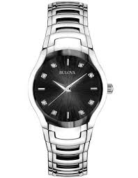 bulova ladies diamond bracelet watches images Bulova watch engraving princeton watches jpg