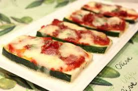 cuisiner de la courgette recettes et gourmandises courgette façon pizza