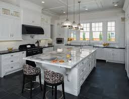 ge slate appliances kitchen traditional with black range black
