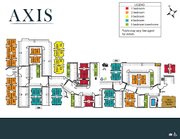 axis apartments custom page