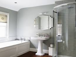 Grey Painted Bathroom Walls 25 Grey Wall Tiles For Bathroom Ideas And Pictures Interior White