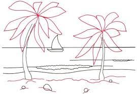 webquest how to draw a landscape