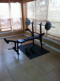 Exertec Fitness Weight Bench Exertec Fitness Weight Bench Espotted