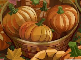 halloween fall wallpaper orange pumpkins halloween autumn hd desktop wallpaper widescreen