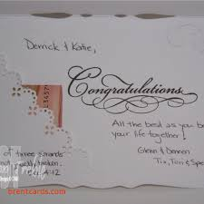 wedding gift card message wedding shower gift card message free card design ideas