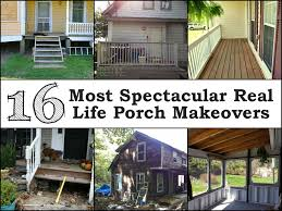 most spectacular real life porch makeovers