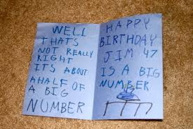 good things to write in a birthday card fugs info