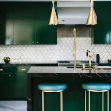 green kitchen tile backsplash green kitchen photos hgtv