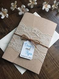wedding invitation envelopes picture of lace wedding invitation with envelope