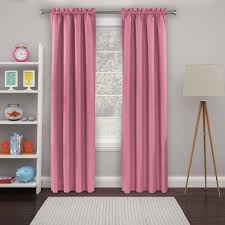 Do Living Room Curtains Have To Go To The Floor Eclipse Samara Blackout Energy Efficient Thermal Curtain Panel