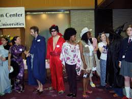 file the costume contest lineup jpg wikimedia commons