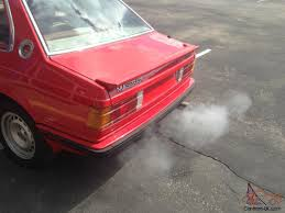 1985 maserati biturbo for sale maserati biturbo two door coupe