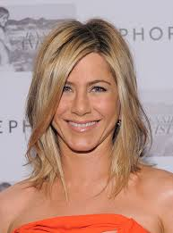 shoulder length jennifer aniston shoulder length hairstyles jennifer aniston