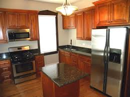 small u shaped kitchen floor plans island black backsplash ideas