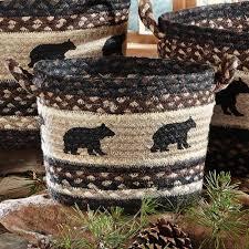 black bear braided utility basket small u2026 pinteres u2026