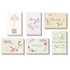thank you postcards blank thank you cards ebay