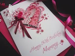 luxury birthday cards handmade cardspink u0026 posh