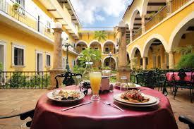 gallery hotel caribe merida mexico