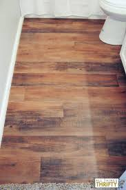 Diy Bathroom Flooring Ideas Best 20 Vinyl Tile Flooring Ideas On Pinterest Tile Floor Tile