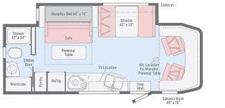 winnebago rialta rv floor plans view floorplans winnebago rvs