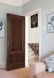 interior doors uk solid oak wooden doors raby oak veneer 2 lite