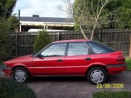 toyota corolla hatchback 1991 1990 toyota corolla ae92 seca hatchback cars