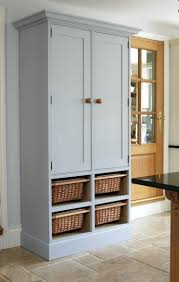 example image of kitchen storage pantry cabinetwooden cabinets for