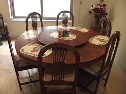 used dining room set used dining room table and chairs for sale 5198 awesome second hand