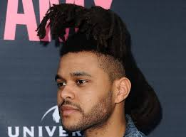 the weeknd hair style the evolution of the weeknd s hair style the book club