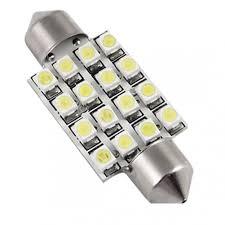 car dome light bulbs dome light bulb 1 amazon com uxcell car 38mm white 16 smd led